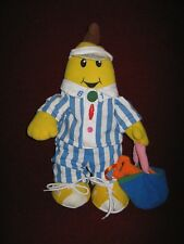 Bananas In Pajamas B1 Plush Doll Learn to Dress Lace, Tie, Snap, Button, Zipper