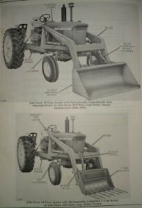 John Deere 46 Farm Loader Parts Catalog Manual Original! fits 3010&more tractors