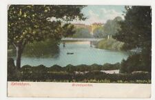 Denmark, Kobenhavn, Orstedsparken Postcard, B240