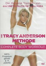 DVD + Die Tracy Anderson Methode + Complete Body Workout + Fitness + Training