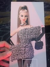Paris Runway Giselle centerpiece Doll - 2019 Nrfb New Royalty Fashion Convention