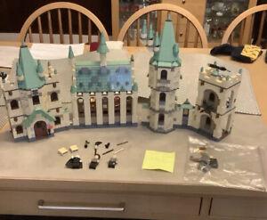 lego harry potter hogwarts castle 4842