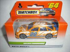 Holden Matchbox 1-75 Contemporary Diecast Cars, Trucks & Vans
