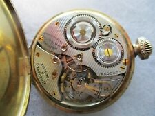 1 pocket watch 21 jewel Illlinois model