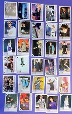 2010 Justin Bieber (1st Print) 150 Card Base Set + 5 Bouns Stickers PANINI CARDS
