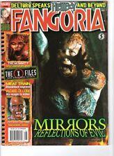 WoW! Fangoria #275 / Mirrors! The Mummy 3! The X-Files! Wizard Of Gore! Asylum!