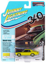 2020 Johnny Lightning *Muscle Cars Usa 1A* Curious Yellow 1971 Plymouth Duster