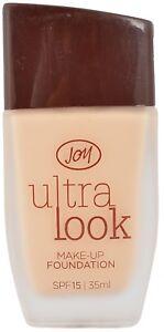 JOY Ultra Look Make-up Foundation SPF 15 Size 30 ML   BUY 1 GET 1 FREE