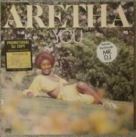 "ARETHA FRANKLIN ""You""  1975 PROMO LP  SD 18151"
