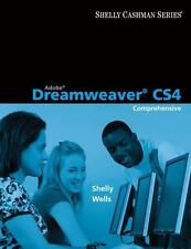 Adobe  Dreamweaver  CS4: Comprehensive Concepts and Techniques-ExLibrary