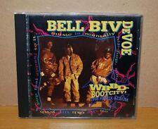 WBBD - Bootcity! The Remix Album by Bell Biv DeVoe (CD, Aug-1991, MCA)
