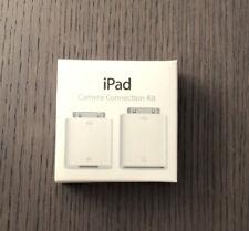 Apple iPad Camera Connection Kit New (Opened box/Sealed Pack Inside)