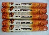 Palo Santo Incense Sticks: 5 x 20 Stick Packs = 100 Sticks (Holy Wood) GR