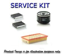 Service Parts for NISSAN MICRA C+C 1.6 Air Cabin Oil Filter & Spark Plugs