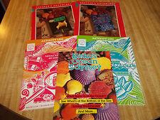 Macmillan McGraw Hill Teacher's Anthology Science & Activity Log (5 books)