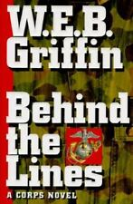 Behind the Lines (Corps, Vol 7), W.E.B. Griffin, Good Book