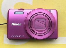 Nikon COOLPIX S7000 16.0 MP Digitalkamera - Pink / Rosa