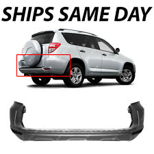 NEW Primered - Rear Bumper Cover for 2009-2012 Toyota RAV4 SUV 521590R901 09-12