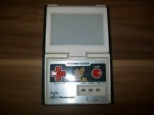 Nintendo Game & Watch Donkey Kong JR Panorama Screen
