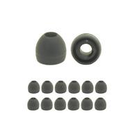 Sound-core In-Ear Wireless Headphones Black Ear Bud Tips Wings Bluetooth Canal