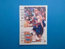 1995-96 Panini NBA Basketball Sticker N. 19 Kenny Anderson New Jersey Nets