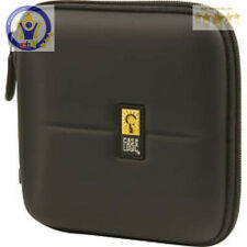 Case Logic CDE-24 24 Capacity Heavy Duty CD Wallet Black
