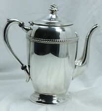 Vintage - Silverplate Over Copper Teapot - 1200 Series -  F.B.Rodgers