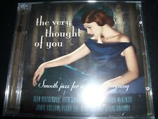 The Very Thought Of You - Smooth Jazz For A Romantic Evening – 2 CD - New