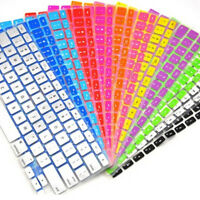 Soft Silicone Keyboard Protector Skin Cover Film for Apple MacBook Air Pro 13.3""