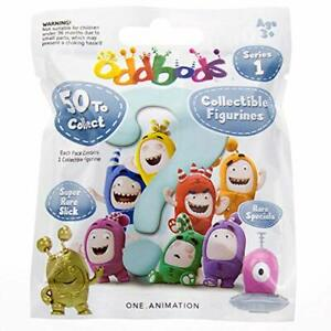 Oddbods Blind Bags - Mystery Packs with Collectible Toys Inside - Surprise Mini