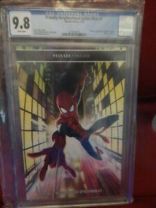 Friendly Neighborhood Spider-Man #1 CGC 9.8