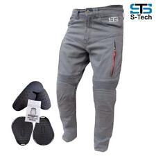 Pantaloni Jeans da moto tecnico Stechmoto ST666 Falcon Aramide e CE Protezione