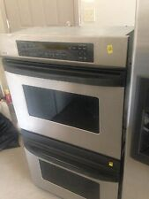kenmore double oven. kenmore elite stainless steel double oven i