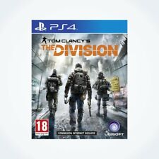 TOM CLANCY'S : THE DIVISION sur PS4 / Neuf / Sous Blister / Version FR