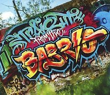 Upon A Burning Body - Straight From The Barrio [CD]
