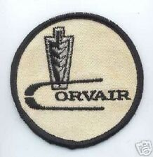 1960's CHEVROLET CORVAIR AND MONZA OR SPYDER JACKET SHIRT HAT PATCH NICE VINTAGE