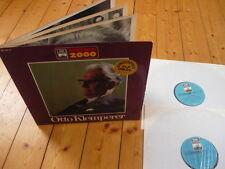 Otto Klemperer Edition 2000 Mozart Schubert Beethoven Wagner EMI 2lp SME 2037/38
