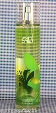 NEW! 1 Bath & Body Works WHITE CITRUS Fine Fragrance Mist Spray Bottle