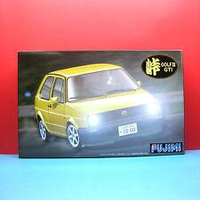 Fujimi 1/24 Volkswagen Golf II GTI model kit #045757