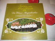 2 LP/WIENER SÄNGERKNABEN/GILLESBERGER/ICH BIN EIN MUSIK