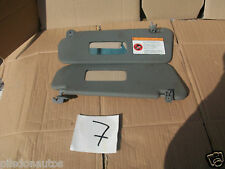 CHEVROLET KALOS 2005 DARK GREY WITH PATTERN SUNVISORS