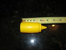 Fisher Price Fun with Food Mustard bottle french fries hot dog hamburger big y