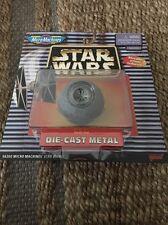 1997 Star Wars DEATH STAR Micro Machines Die Cast Metal Galoob 66260 NEW