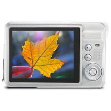 18 Mega píxel HD Digital Camera digital video videocámara de mano sized Silver
