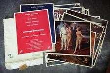 22 photos - LE PLUS GRAND CIRQUE DU MONDE -CIRCUS WORLD -Lobby card - JOHN WAYNE