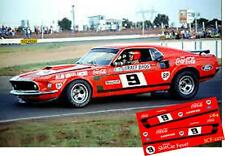 CD_2272 #9 Allan Moffat   Mustang  1:18 Scale Decals