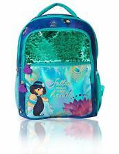 Sac À Dos Aladdin Princesse Jasmine Enfant Avec Poches devant et latérales