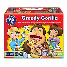 Greedy Gorilla Game - Orchard Toys - Educational Game