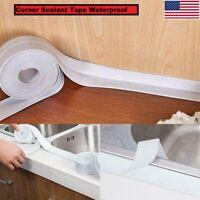 Waterproof Kitchen Corner Sealant Tape Adhesive Sink Stove Gap Sticker Roll Line