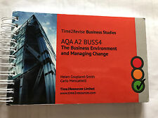 Essential Revision Pocketbook for AQA A2 Business Studies Students: Unit 4